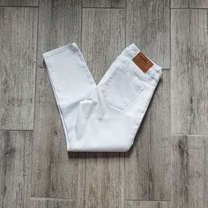 Ralph Lauren Classic Straight Cropped Jeans